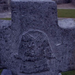 close up image of stone sculpture detail
