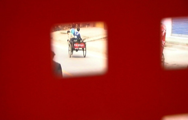 image of people in rickshaw